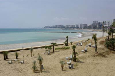 Playa Els Terrers